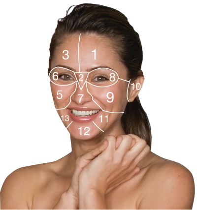 Face Mapping by Dermalogica